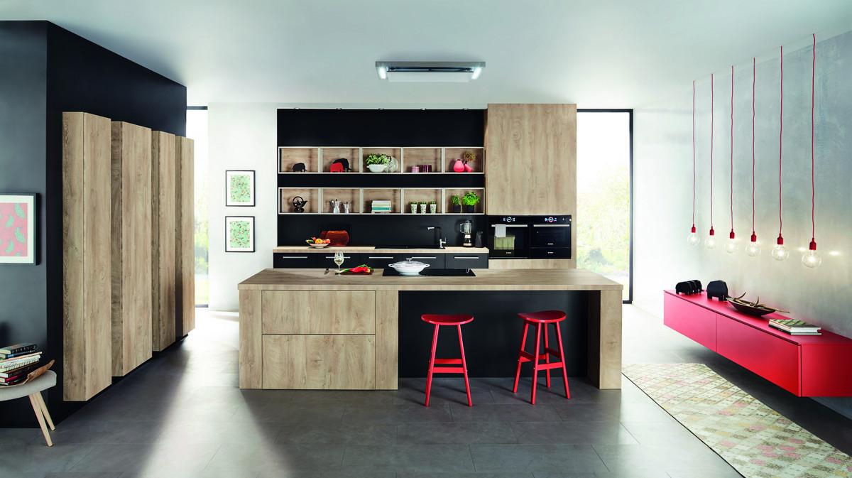 design k chen auf der k chenb rse24 k chenb rse24. Black Bedroom Furniture Sets. Home Design Ideas