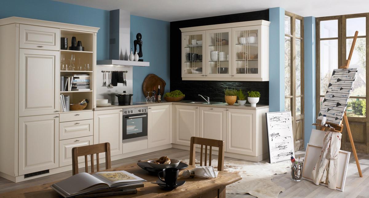 Klassische Küchen klassische küchen auf der küchenbörse24 küchenbörse24