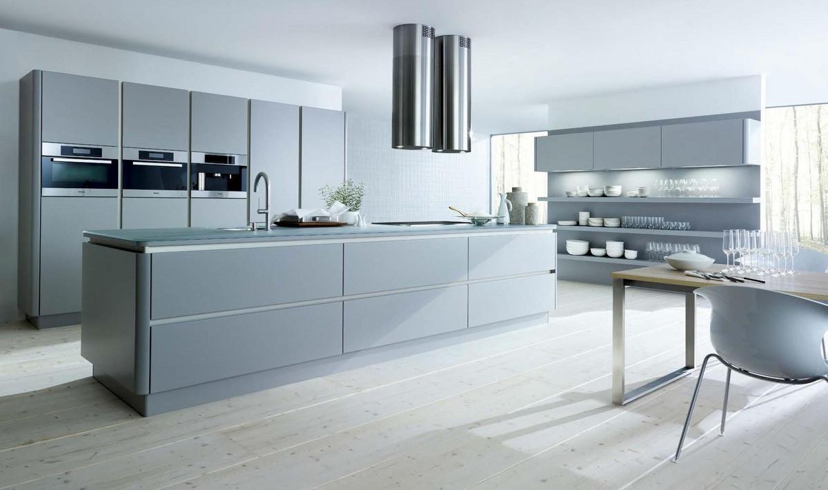 Design-Küchen auf der Küchenbörse24 › Küchenbörse24 | {Schüller küchen landhausstil grün 51}